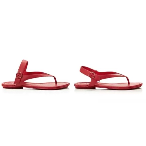 529d180e3ca5 Tory Burch Leather Thong Sandals Minnie Travel